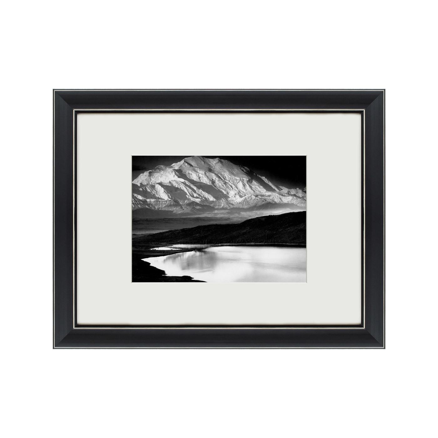 {} Картины в Квартиру Картина Озеро На Аляске (47х60 см) картины в квартиру картина озеро этюд на закате 35х77 см