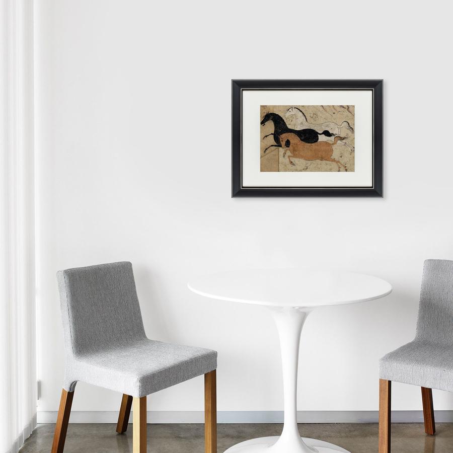 {} Картины в Квартиру Картина Арабские Скакуны (47х60 см) картины в квартиру картина sunrise 35х77 см