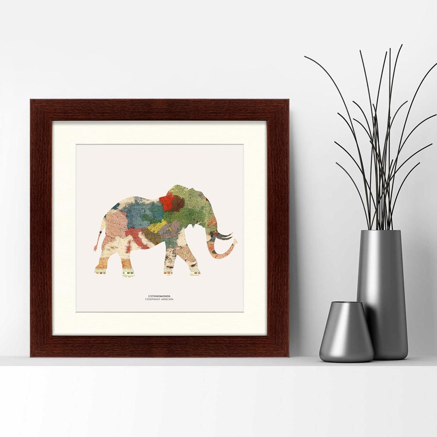 {} Картины в Квартиру Картина Африканец (35х35 см) счетчики тепла в квартиру
