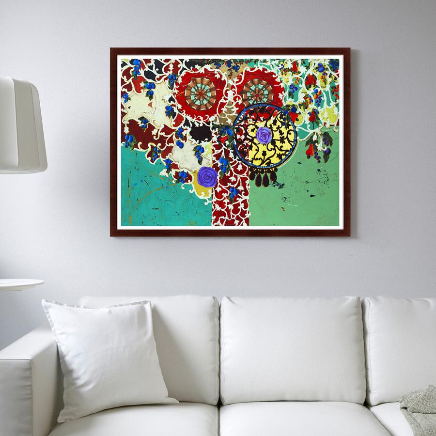 {} Картины в Квартиру Картина Суккулентные Баклажаны (79х100 см) картины в квартиру картина вектор 79х100 см