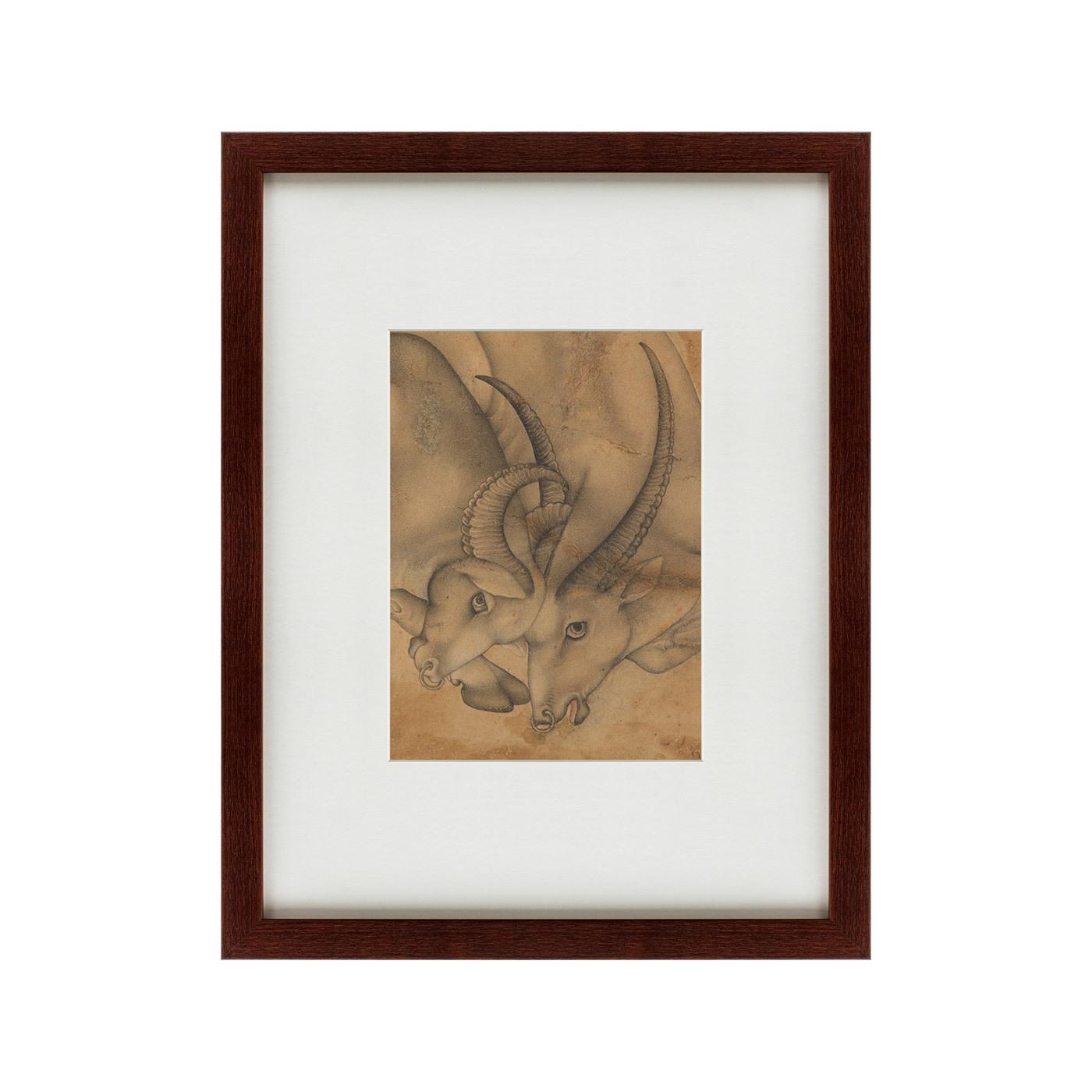 {} Картины в Квартиру Картина Битва быков (47х60 см) картины в квартиру картина etude 2 102х130 см