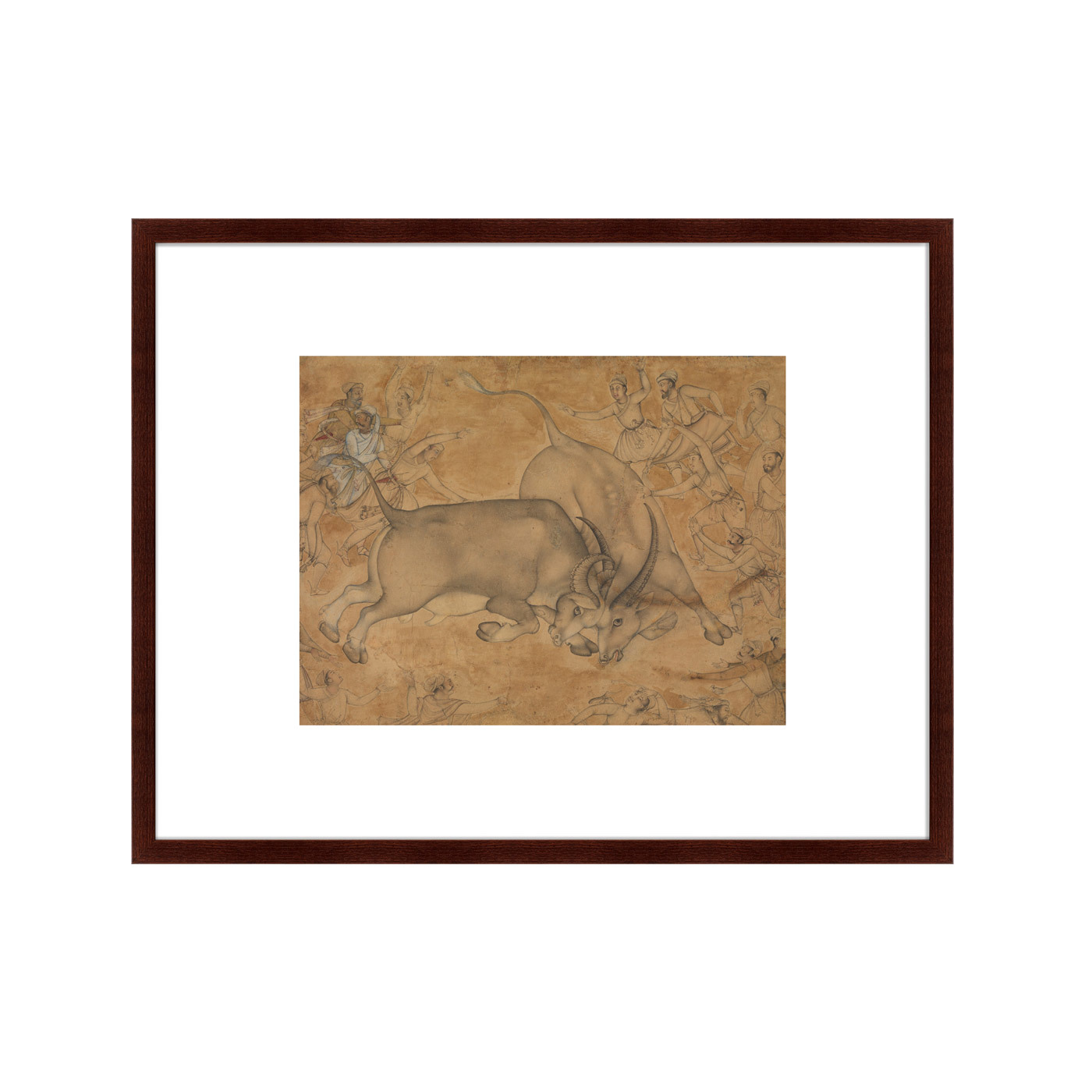 {} Картины в Квартиру Картина Битва быков (79х100 см) картины в квартиру картина павлин 35х77 см