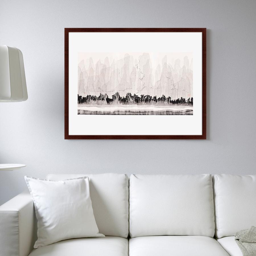 {} Картины в Квартиру Картина Горы (79х100 см) картины в квартиру картина вектор 79х100 см