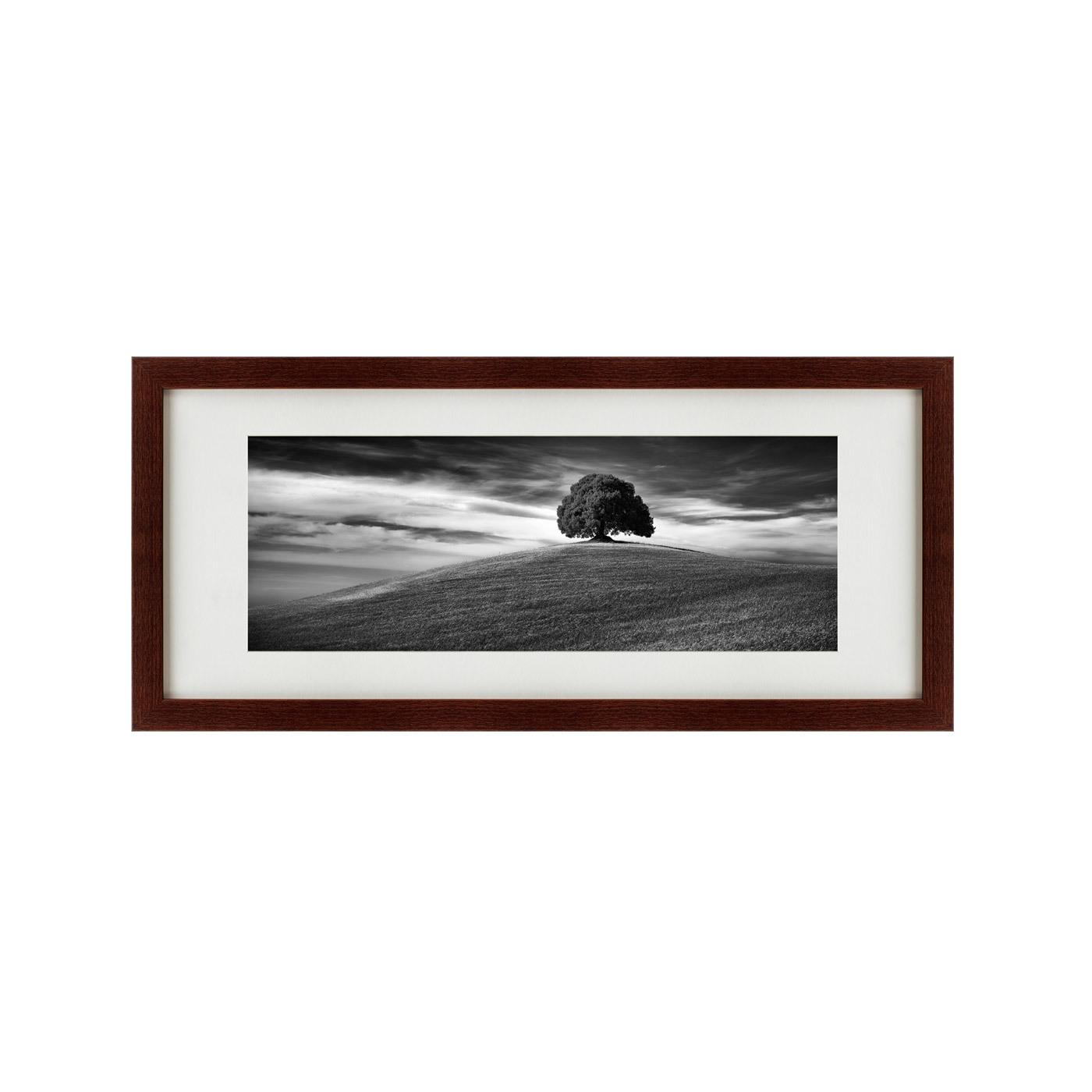 {} Картины в Квартиру Картина Дерево На Холме (35х77 см) картины в квартиру картина озеро этюд на закате 35х77 см