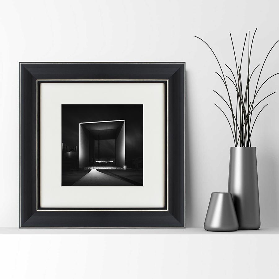 {} Картины в Квартиру Картина Black Square №1 (35х35 см) 1 квартиру в люберцах на красной горке