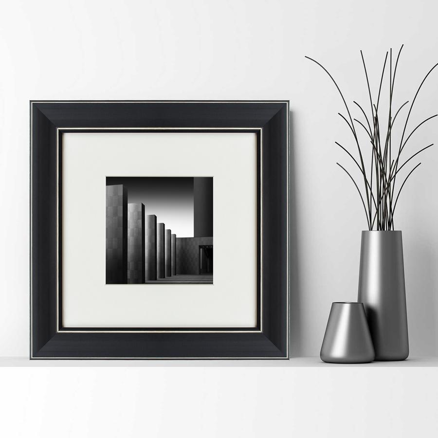 {} Картины в Квартиру Картина Black Square №3 (35х35 см) картины в квартиру картина опасные домохозяйки 2 35х35 см