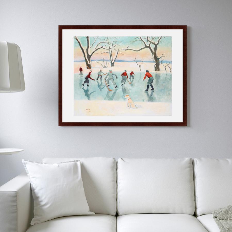 {} Картины в Квартиру Картина Хоккеисты (79х100 см) картины в квартиру картина вектор 79х100 см