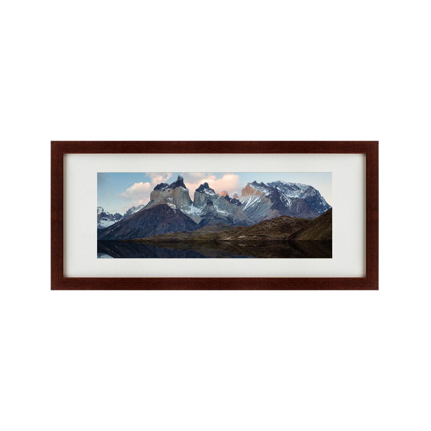 {} Картины в Квартиру Картина Горы Колорадо (35х77 см) картины в квартиру картина озеро этюд на закате 35х77 см