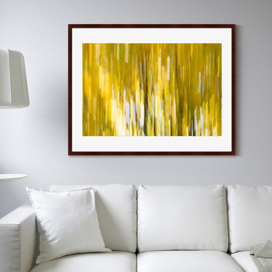 {} Картины в Квартиру Картина Etude №1 (102х130 см) картины в квартиру картина вода деревья утро 102х130 см