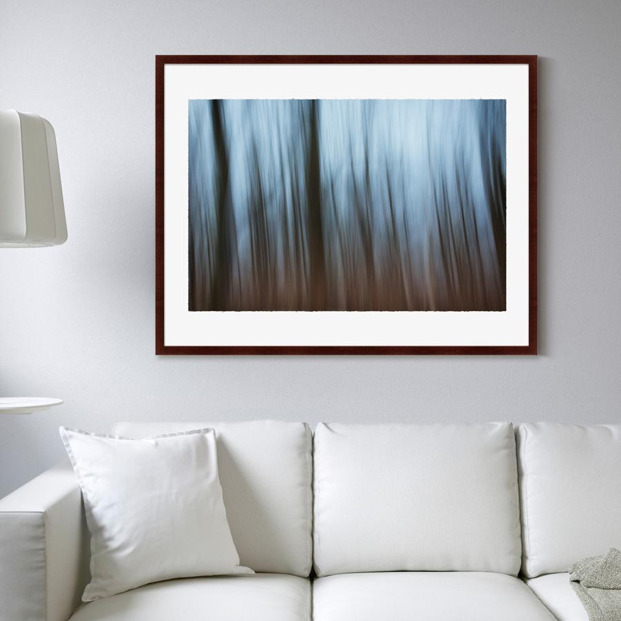 {} Картины в Квартиру Картина Etude №2 (102х130 см) картины в квартиру картина вода деревья утро 102х130 см