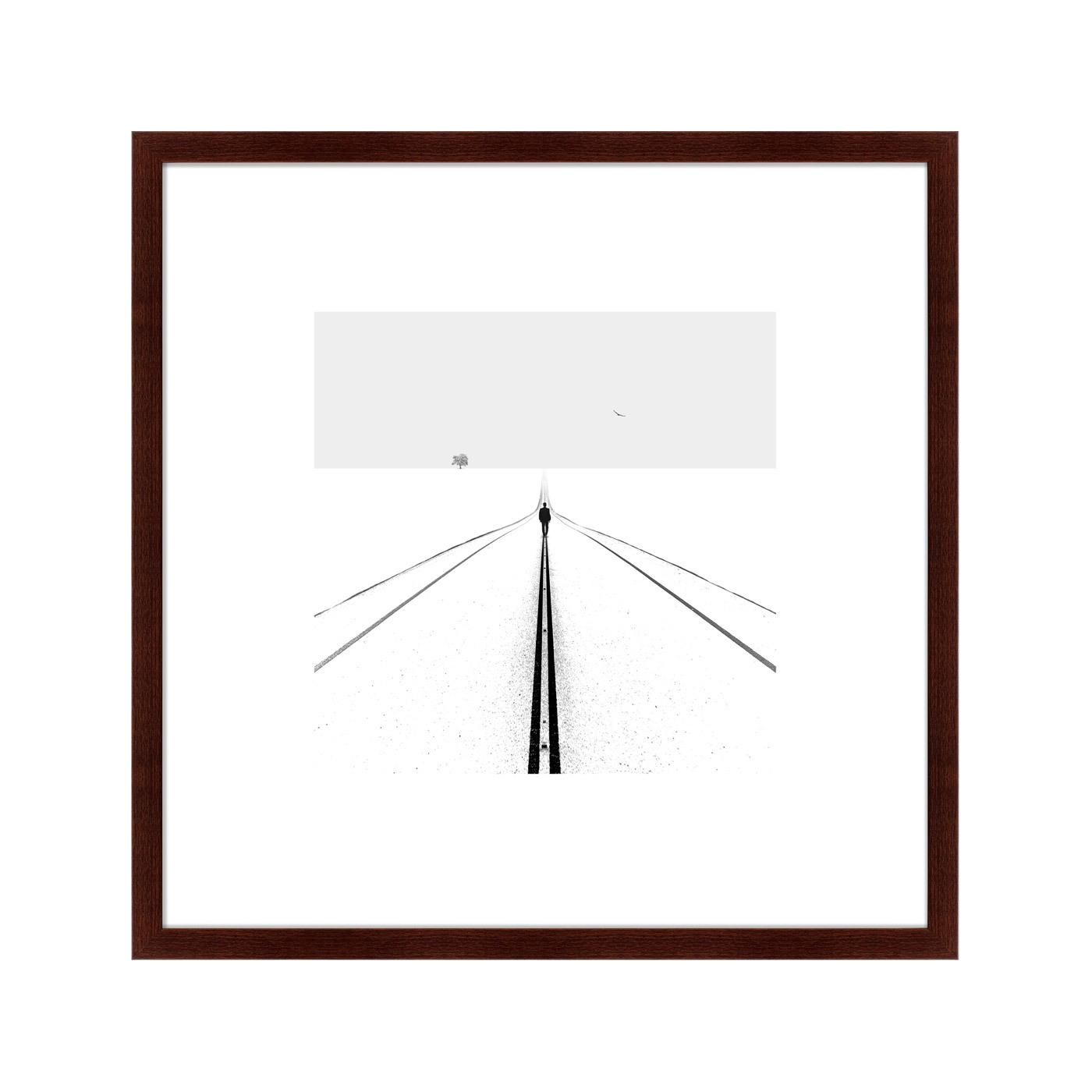 {} Картины в Квартиру Картина Road (79х79 см) купить 1ком квартиру в краснодаре