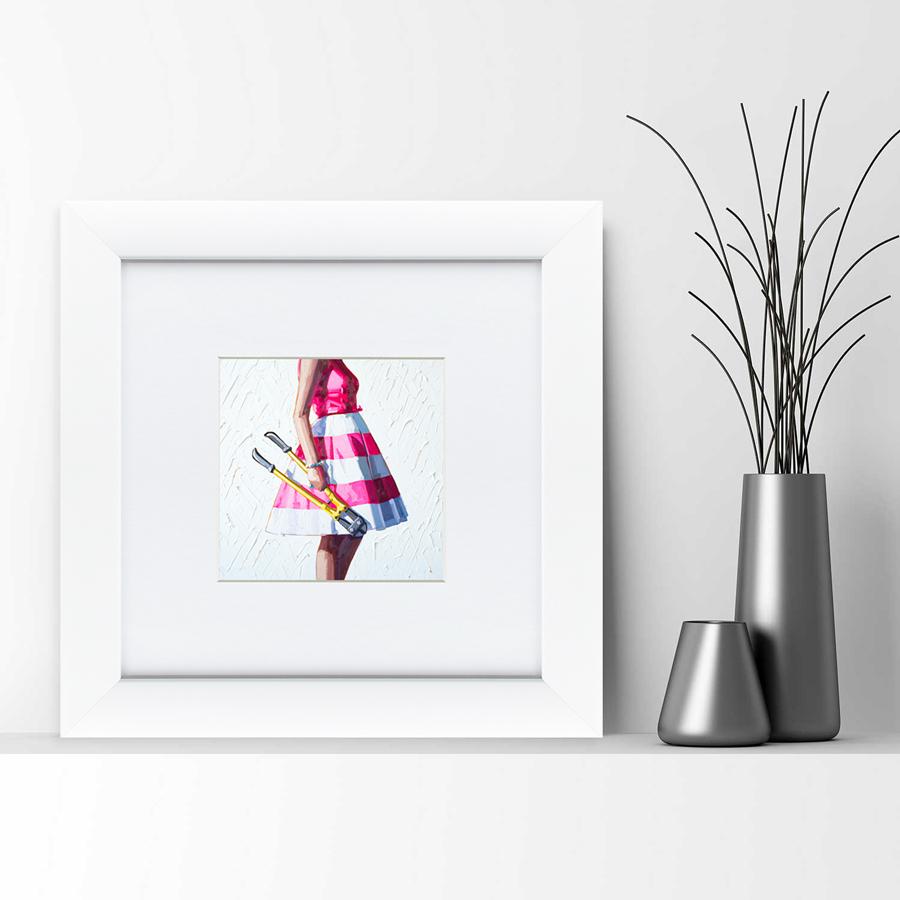 {} Картины в Квартиру Картина Опасные Домохозяйки №1 (35х35 см) картины в квартиру картина опасные домохозяйки 2 35х35 см