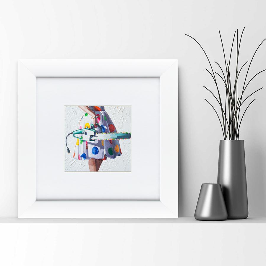 {} Картины в Квартиру Картина Опасные Домохозяйки №2 (35х35 см) картины в квартиру картина опасные домохозяйки 2 35х35 см