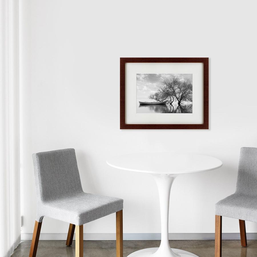 {} Картины в Квартиру Картина Лодка У Дерева (42х52 см) как квартиру у должников