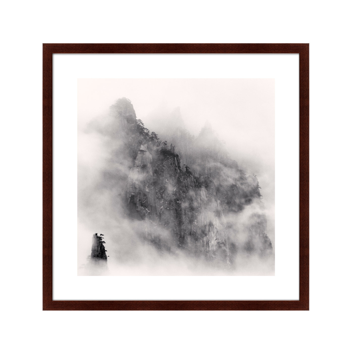 {} Картины в Квартиру Картина Huangshan Mountains (79х79 см) картины в квартиру картина etude 3 102х130 см