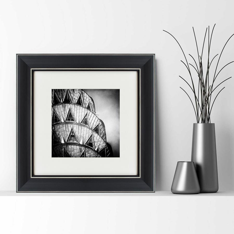 {} Картины в Квартиру Картина Окна Крайслер Билдинг (35х35 см) картины в квартиру картина каллы 2 35х35 см