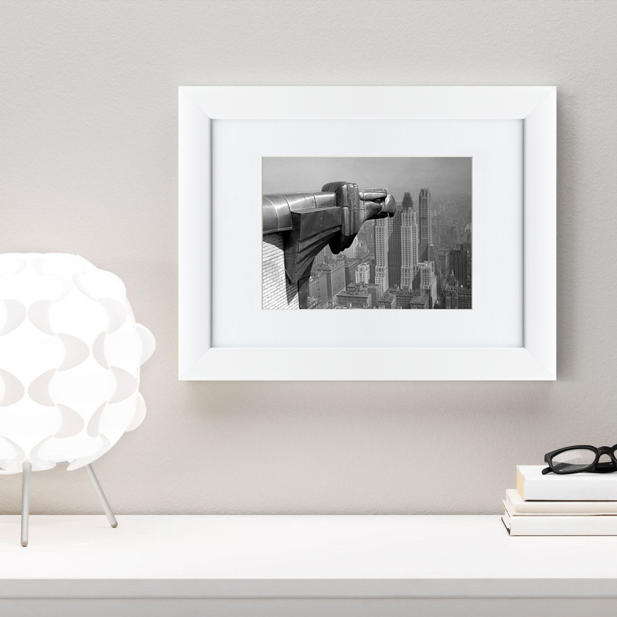 {} Картины в Квартиру Картина Орел На Крайслер Билдинг (35х45 см) картины в квартиру картина морские мидии 2 35х45 см