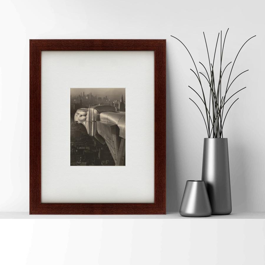 {} Картины в Квартиру Картина Орлы На Крайслер Билдинг (35х45 см) картины в квартиру картина геометрия света 2 35х45 см