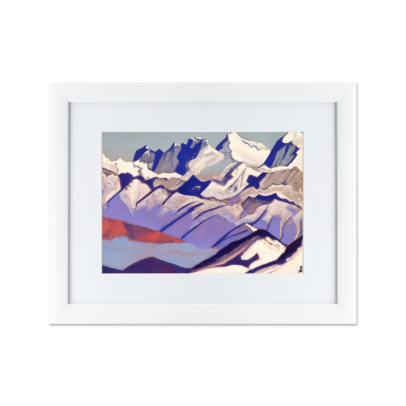 {} Картины в Квартиру Картина Эверест (47х60 см) картины в квартиру картина озеро этюд на закате 35х77 см