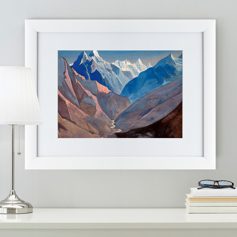 {} Картины в Квартиру Картина Гора «М» (47х60 см) картины в квартиру картина sunrise 35х77 см