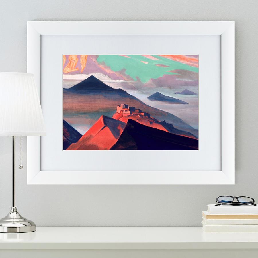 {} Картины в Квартиру Картина Гора Шатровая (47х60 см) картины в квартиру картина sunrise 35х77 см
