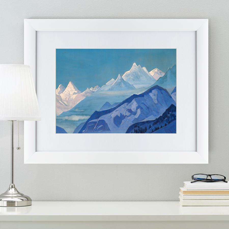 {} Картины в Квартиру Картина Гуру Гури Дхар (47х60 см) картины в квартиру картина etude 2 102х130 см