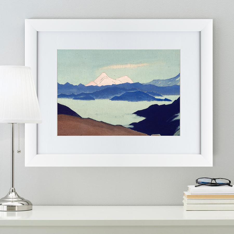 {} Картины в Квартиру Картина Священные Гималаи II (47х60 см) картины в квартиру картина sunrise 35х77 см
