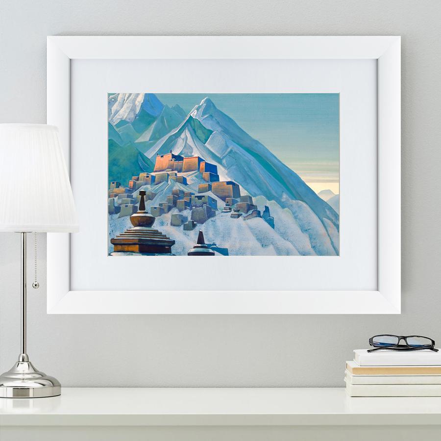 {} Картины в Квартиру Картина Тибет (47х60 см) счетчики тепла в квартиру