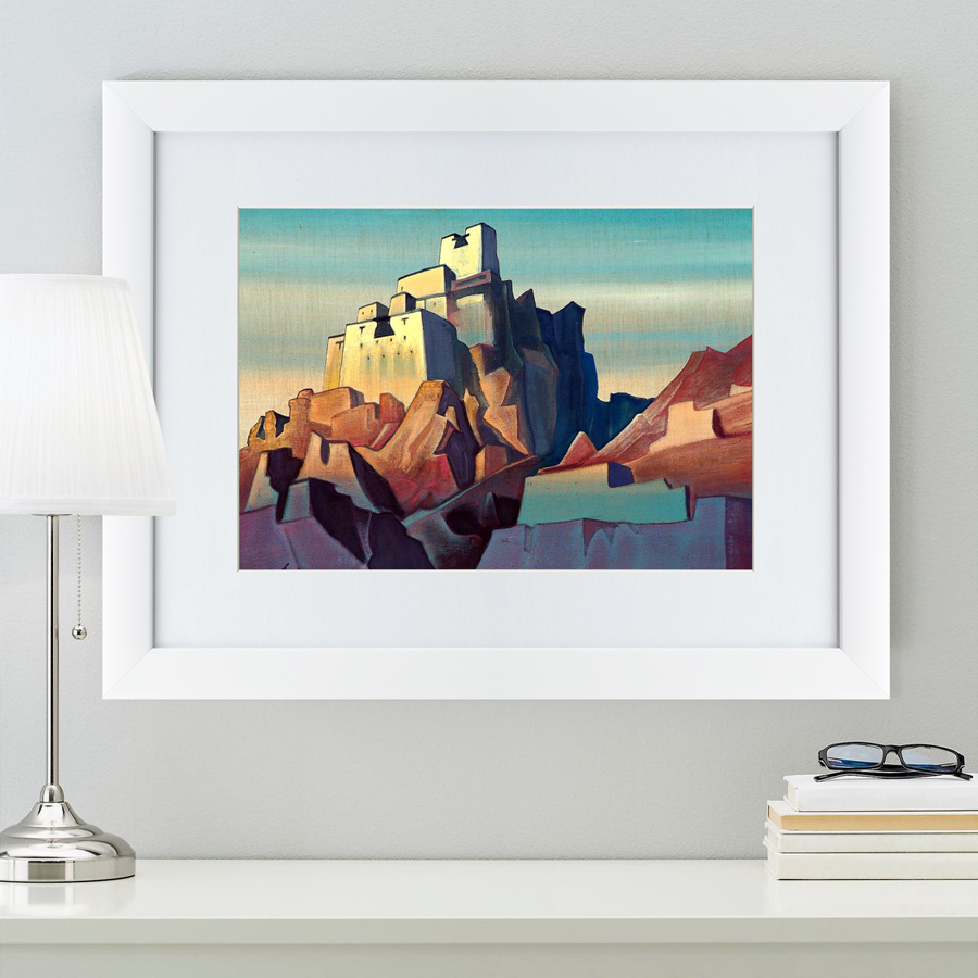 {} Картины в Квартиру Картина Замок В Ладакхе (47х60 см) картины в квартиру картина sunrise 35х77 см