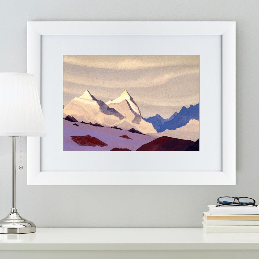 {} Картины в Квартиру Картина Западные Гималаи (47х60 см) картины в квартиру картина etude 2 102х130 см