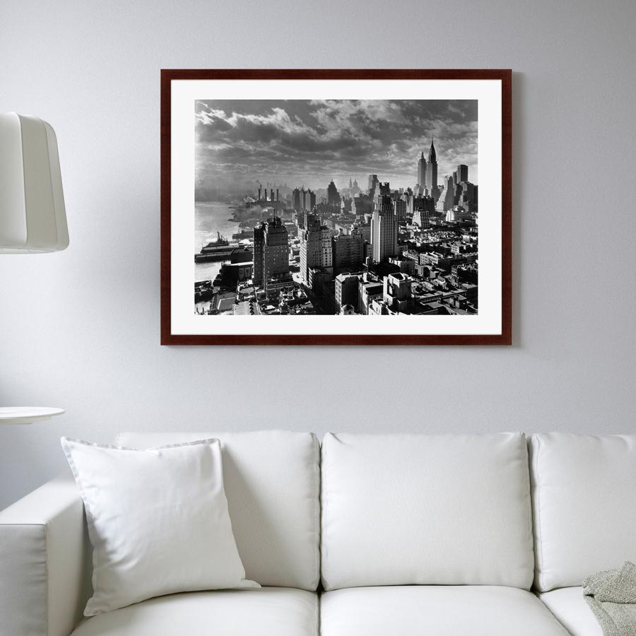 {} Картины в Квартиру Картина Нью-Йорк 30-е Годы (79х100 см) картины в квартиру картина etude 2 102х130 см