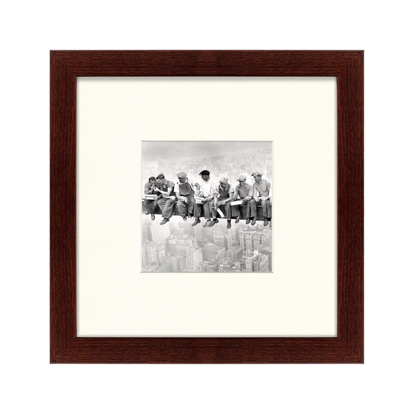 {} Картины в Квартиру Картина Обед На Небоскрёбе (35х35 см) картины в квартиру картина опасные домохозяйки 2 35х35 см