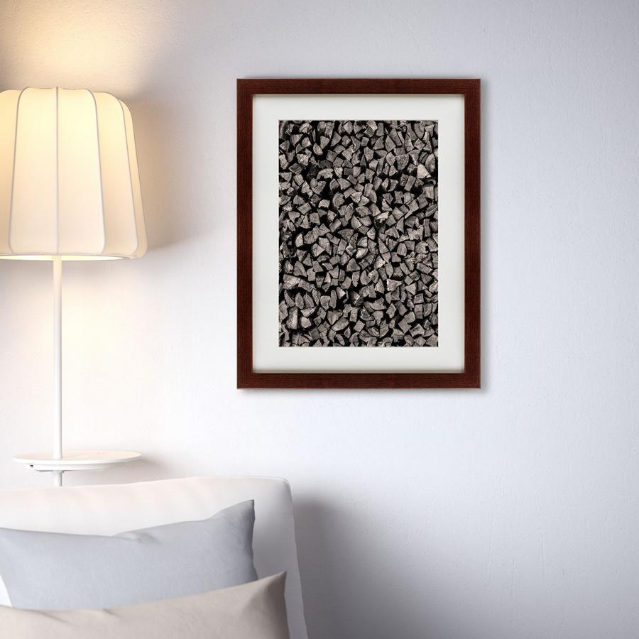 {} Картины в Квартиру Картина Поленница (47х60 см) картины в квартиру картина спил 2 47х60 см