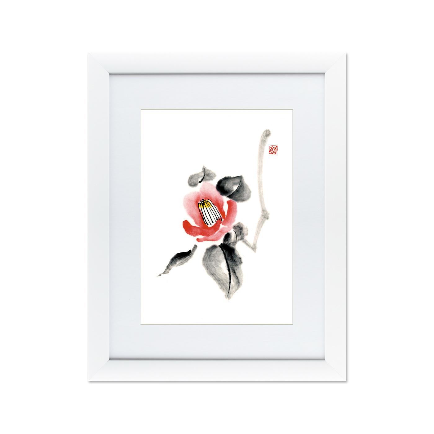 {} Картины в Квартиру Картина Японская Акварель Суми-э, №2 (47х60 см) картины в квартиру картина спил 2 47х60 см