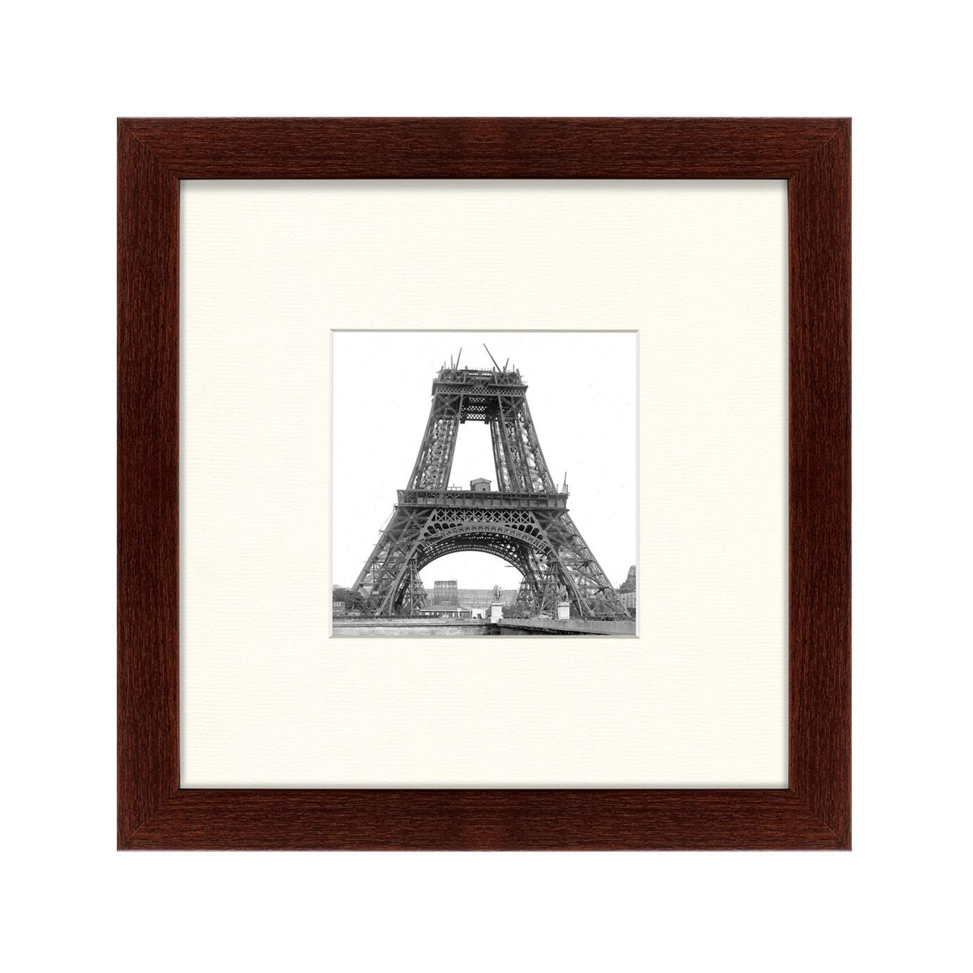 {} Картины в Квартиру Картина Строительство Эйфелевой Башни (35х35 см) картины в квартиру картина каллы 2 35х35 см