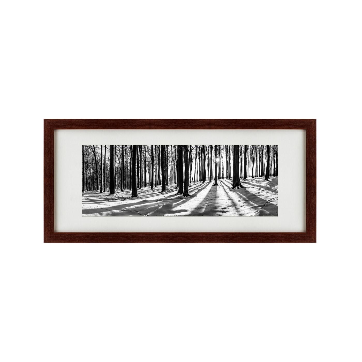 {} Картины в Квартиру Картина Утро В Лесу (35х77 см) картины в квартиру картина вода деревья утро 102х130 см