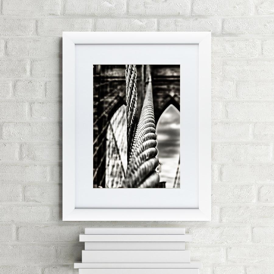 {} Картины в Квартиру Картина Ванты Бруклинского моста (47х60 см) картины в квартиру картина etude 2 102х130 см