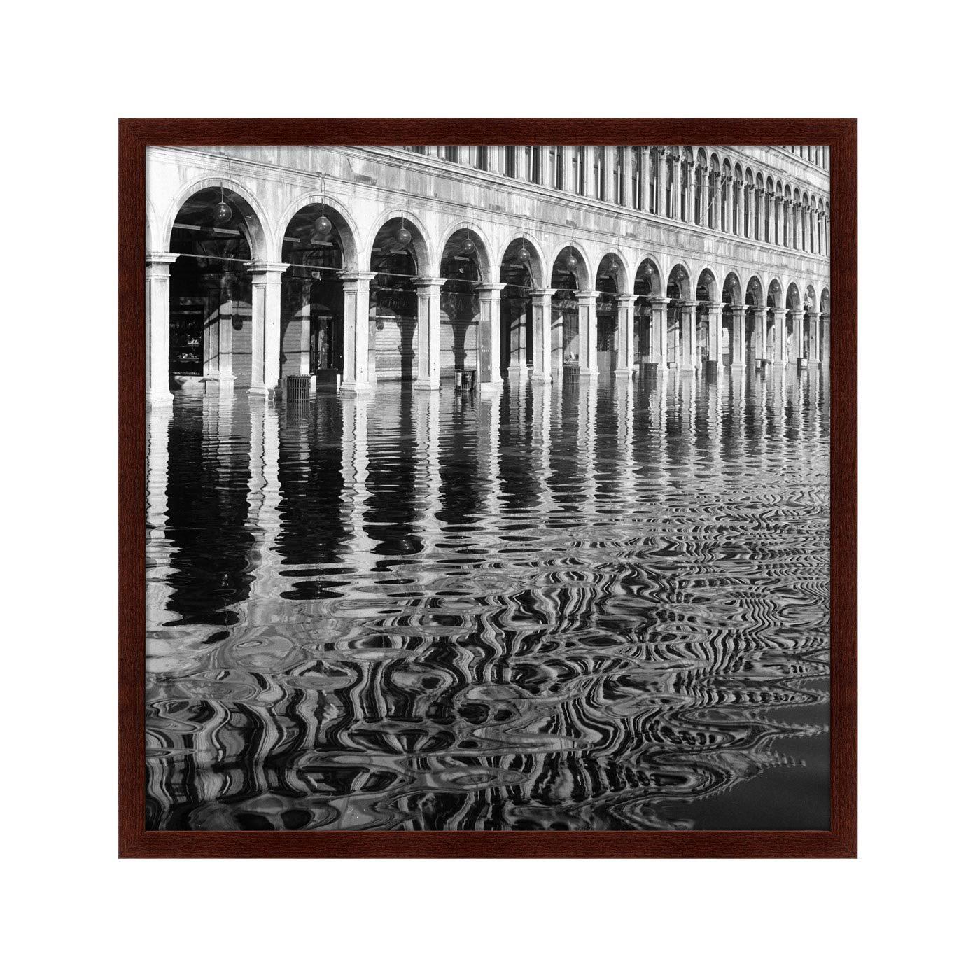 {} Картины в Квартиру Картина Венеция, Утро (79х79 см) картины в квартиру картина вода деревья утро 102х130 см