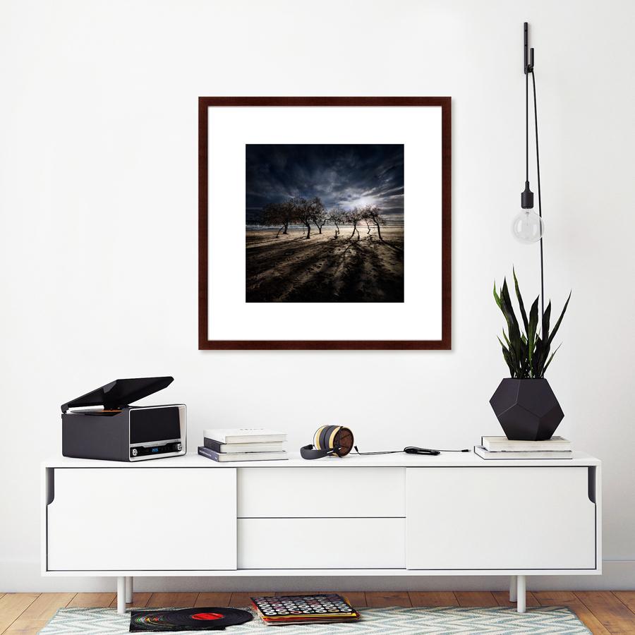 {} Картины в Квартиру Картина Закат На Океанском Побережье (79х79 см) картины в квартиру картина etude 2 102х130 см
