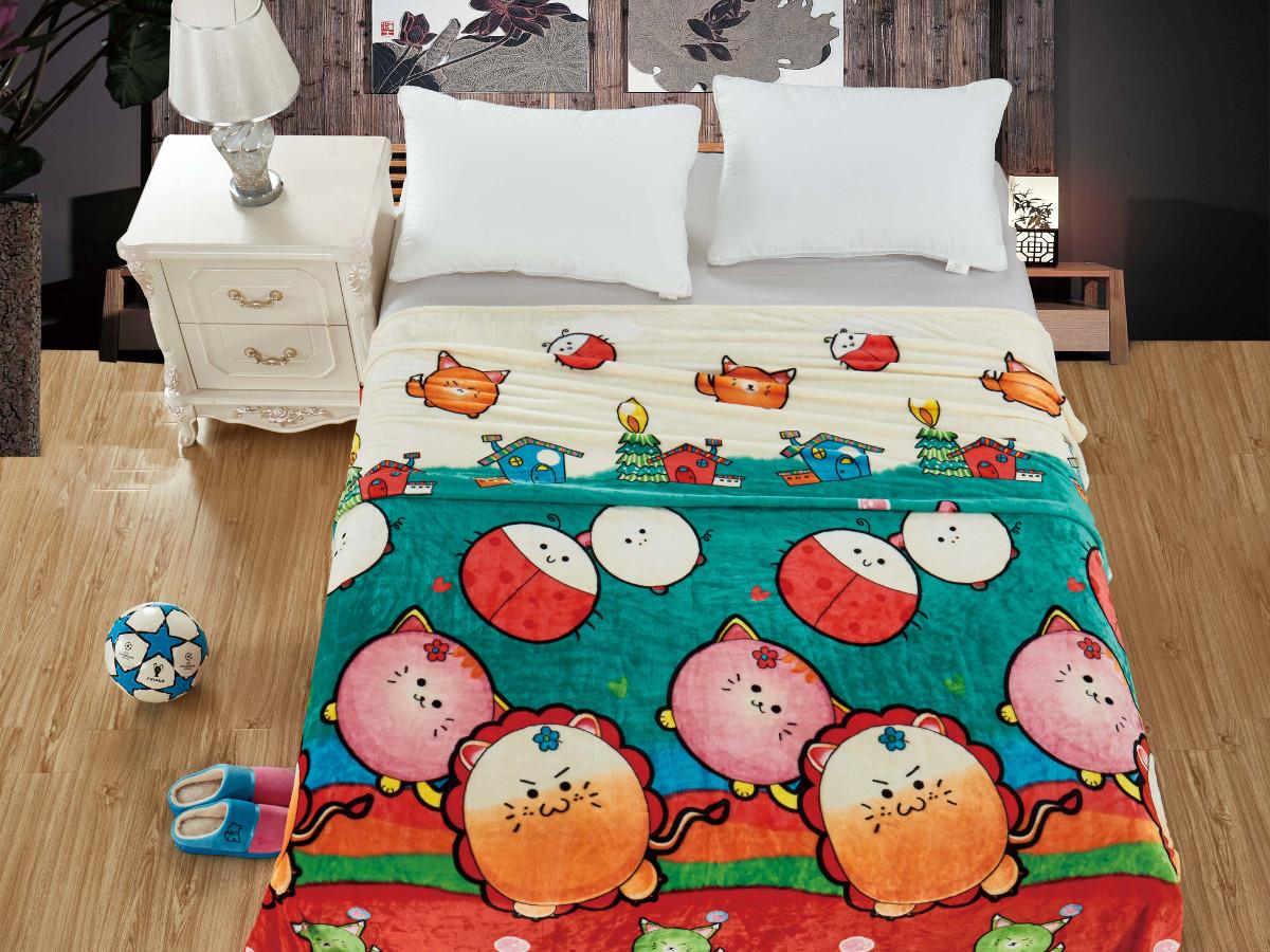 где купить Детские покрывала, подушки, одеяла Cleo Детский плед Callie  (100х150 см) по лучшей цене