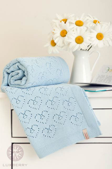 Детские покрывала, подушки, одеяла Luxberry