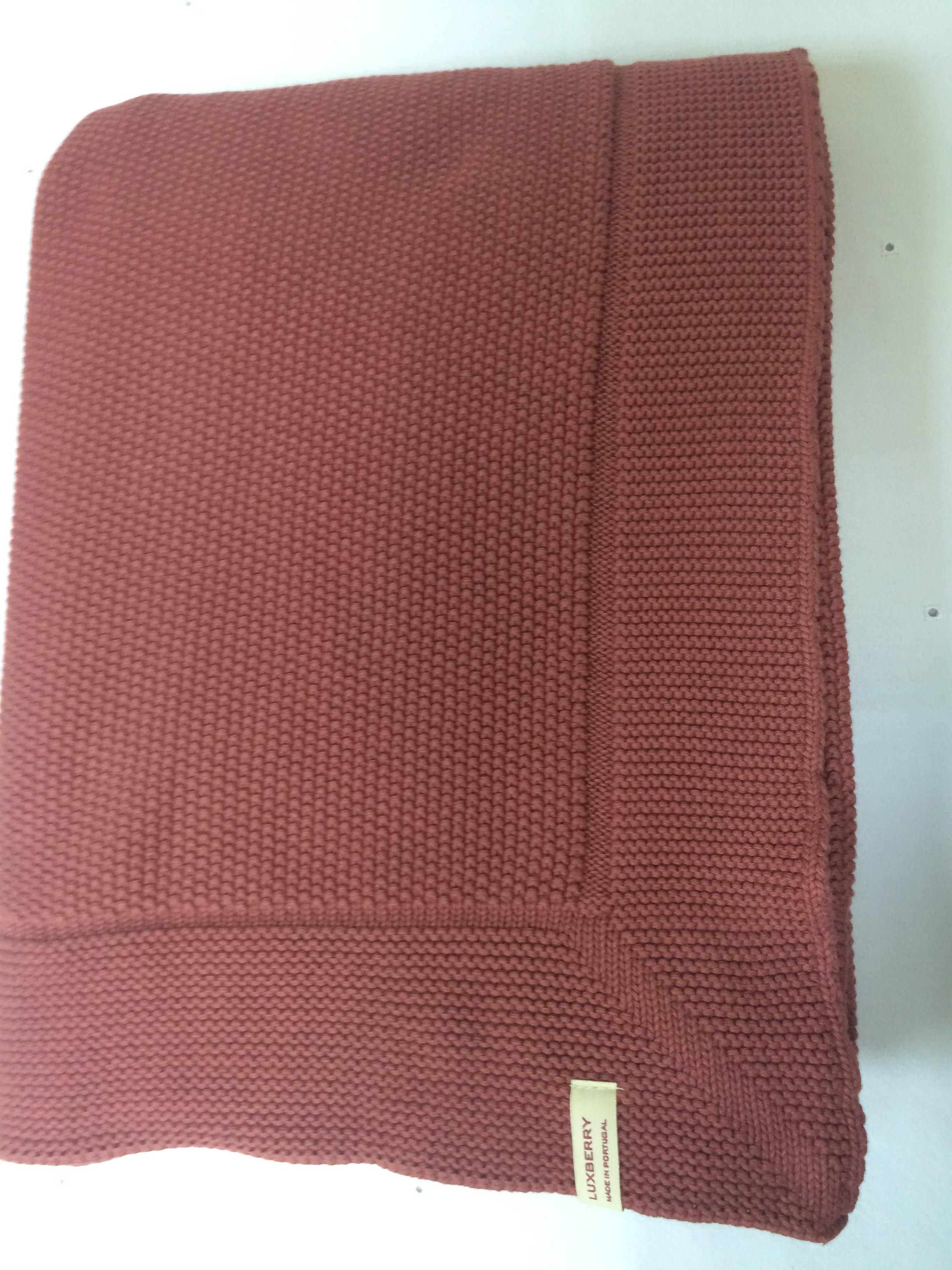 Плед Luxberry Плед Lux42 Цвет: Терракотовый                                                                                                                      (150х200 см) плед luxberry lux 42 150х200 см
