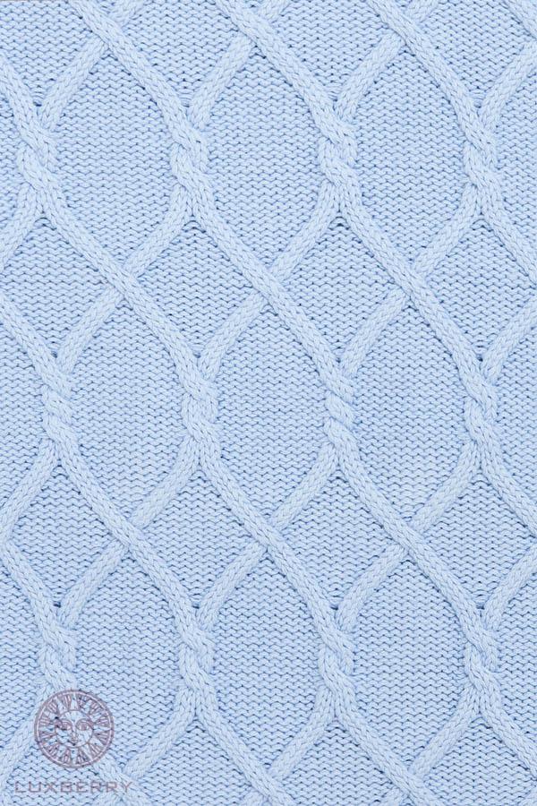 Плед Luxberry Плед Lux34 Цвет: Васильковый                                                                                                                     (150х200 см) плед luxberry lux 42 150х200 см