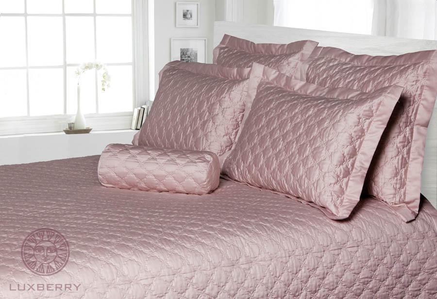 где купить  Декоративные подушки Luxberry Декоративная наволочка Pearl Цвет: Розово-Жемчужный (50х70)  по лучшей цене