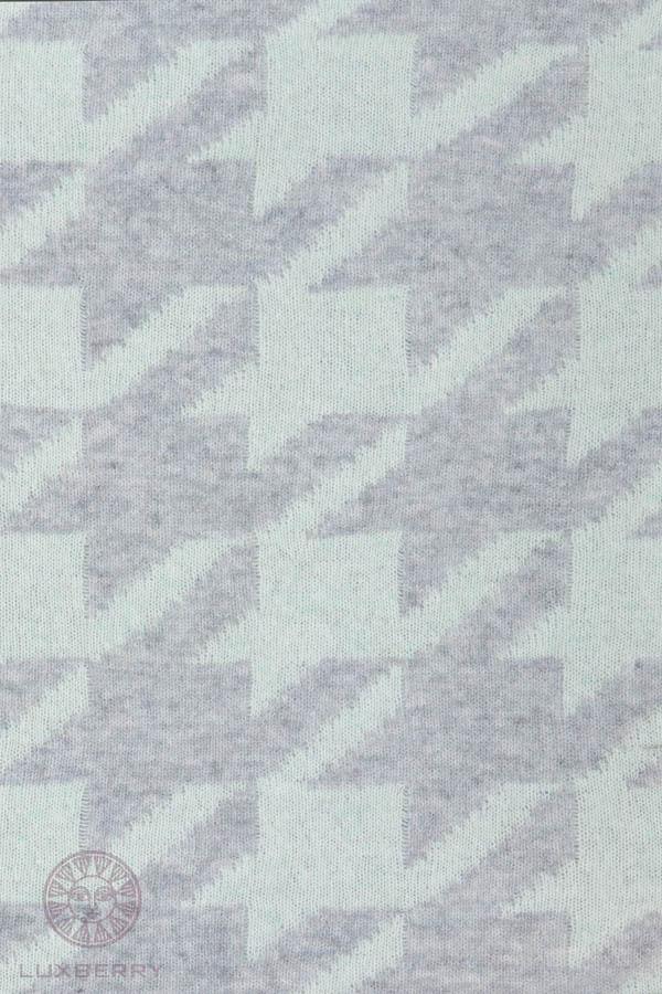 Плед Luxberry Плед Goose Foot Цвет: Светло-Зеленый/Серый                                                                            (130х170 см) hair company набор 4 этапа для ламинирования фаза 1 фаза 2 маска шампунь 2 250 мл 2 1000 мл для вьющихся волос