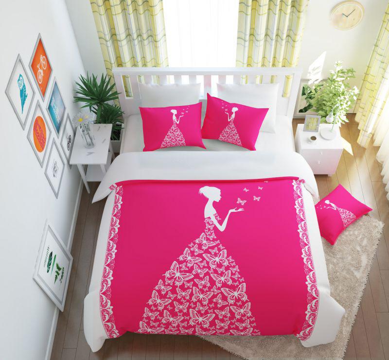Постельное белье Сирень Постельное белье Принцесса (семейное) постельное белье сирень постельное белье фонотека семейное
