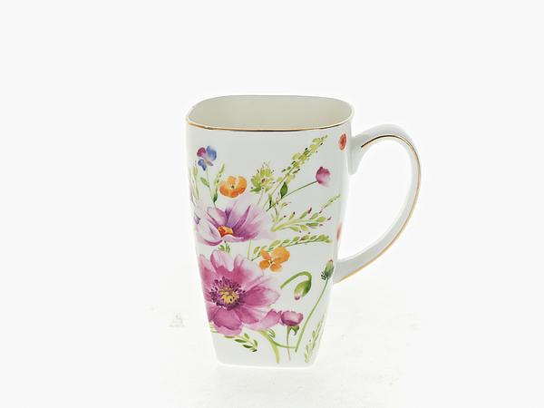 {} Best Home Porcelain Кружка Summer Day (600 мл) кружка amber porcelain 220 мл 214176