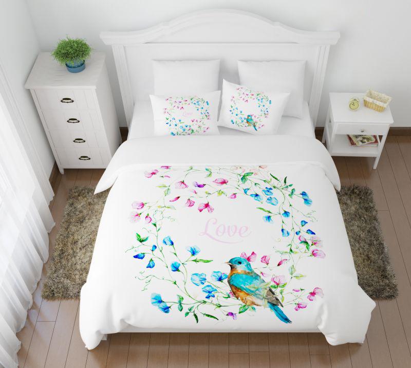 Постельное белье Сирень Постельное белье Аморе (семейное) постельное белье сирень постельное белье фонотека семейное