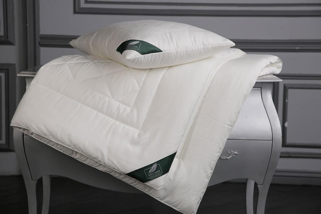 Одеяла ANNA FLAUM Одеяло Bamboo Всесезонное (200х220 см) одеяла anna flaum одеяло всесезонное flaum bamboo kollektion 150х200 см