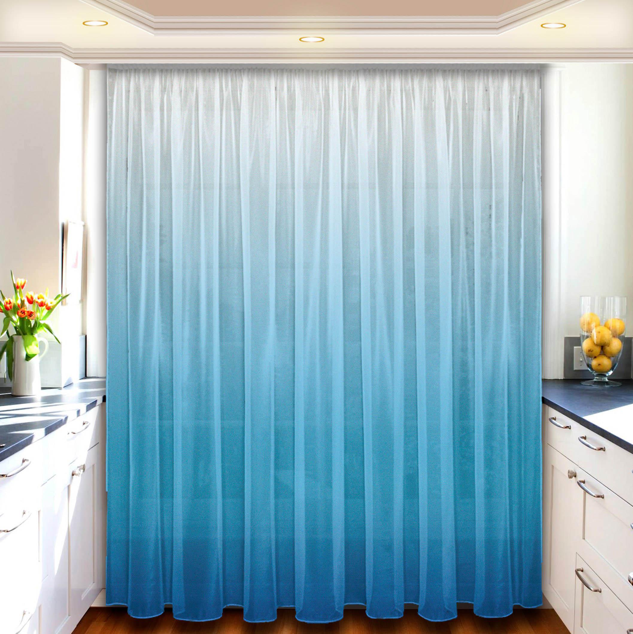 Шторы РеалТекс Классические шторы Карнавал Цвет: Голубой реалтекс реалтекс классические шторы akina цвет бежевый бордовый